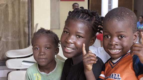 Deep ties at root of Haitian aid