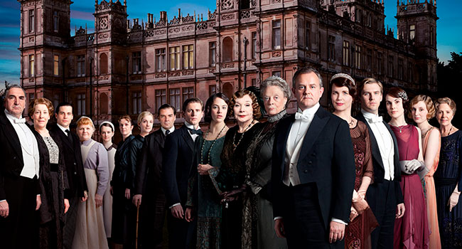 We are on a slippery slope to a Downton Abbey economy