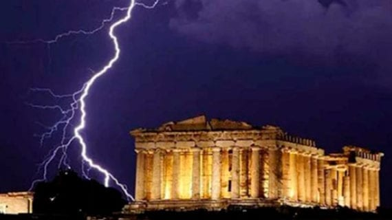 Greek government helping the rich, not ordinary Greeks