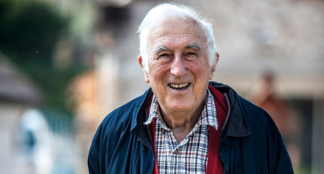 Jean Vanier found humanity in the disabled