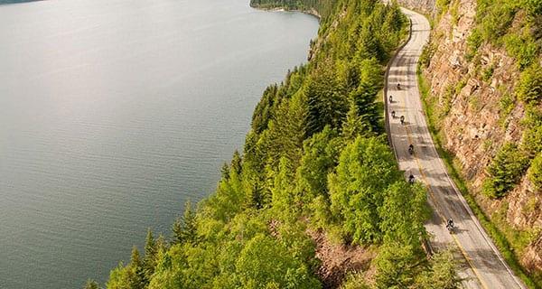 Riding B.C.'s hidden motorcycle paradise