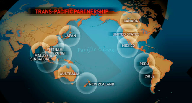 New TPP trade deal offers huge long-term gain