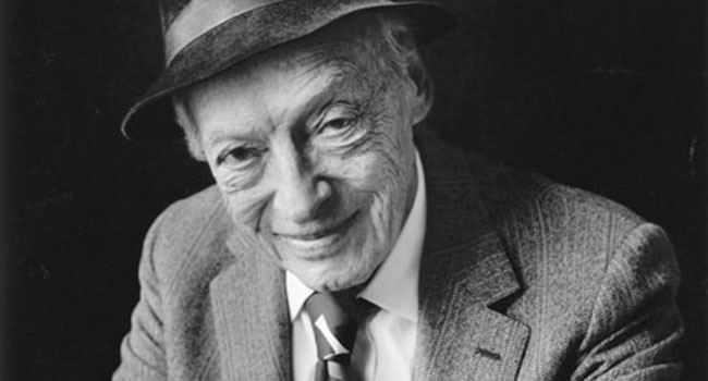 Saul Bellow was born 100 years ago this month