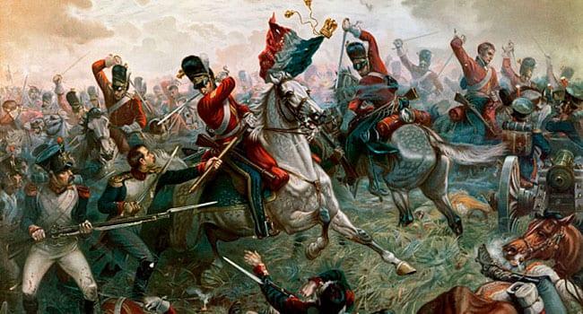 Napoleon's Waterloo was 200 years ago