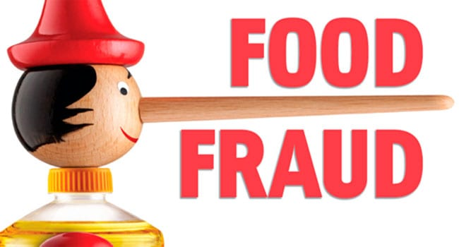 Food fraud days are numbered