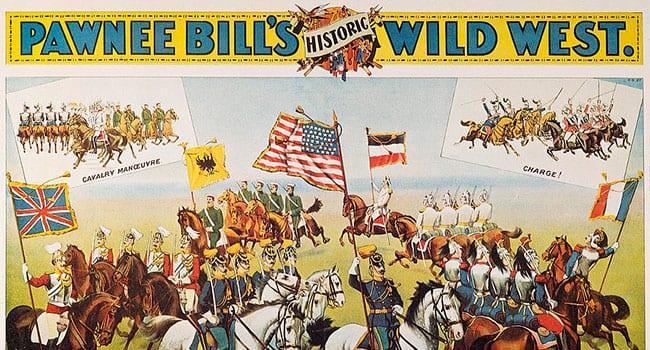 Oklahoma museum celebrates Pawnee Bill