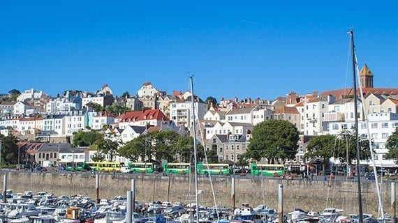 Guernsey is a hot spot for Second World War buffs
