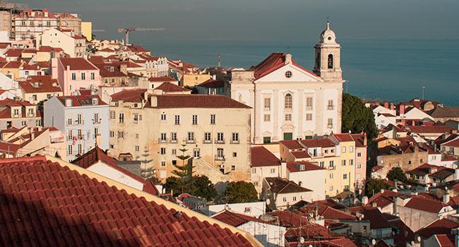 Alfama a colourful piece of Lisbon's history