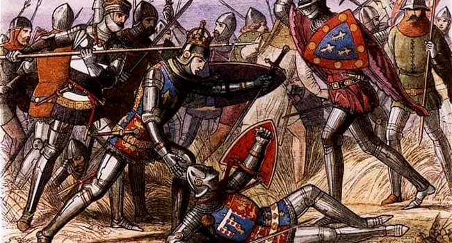 Battle of Agincourt one of the most famous battles in history