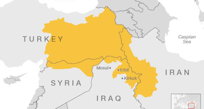 Trudeau should push for a Kurdish state