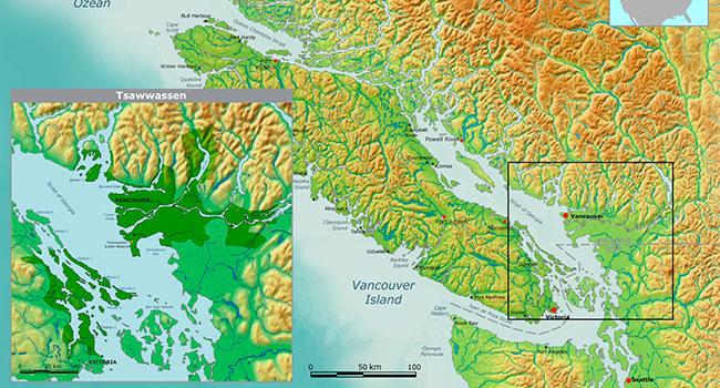Tsawwassen natives' LNG plan could benefit all B.C
