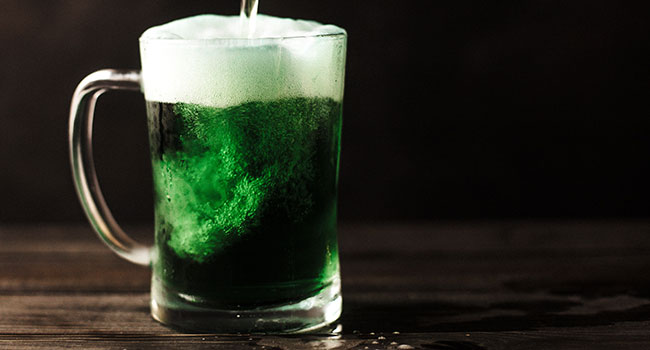 St. Patrick's Day wasn't always as benign as it is today