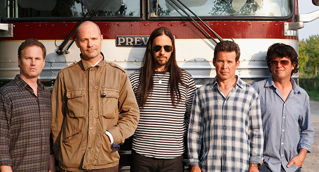 Tragically Hip put their love of Canada ahead of fame