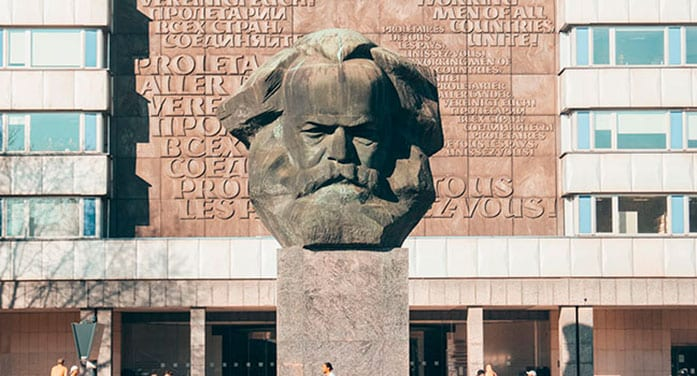 What Marx and Jesus have in common