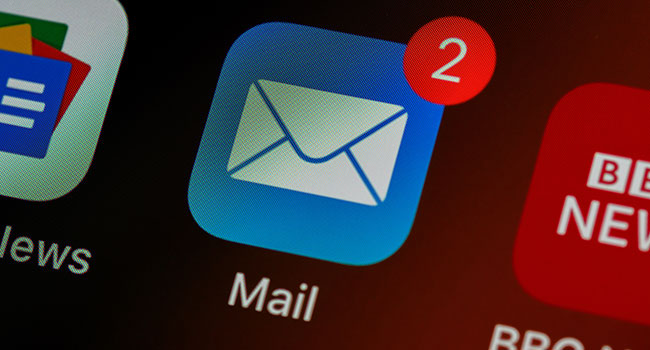Three mistakes to avoid when sending out business emails