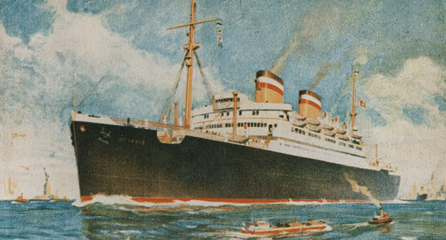 Lesson from the tragedy of the MS St. Louis