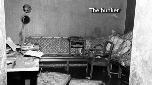 Mystery still swirls around Hitler's death 72 years later
