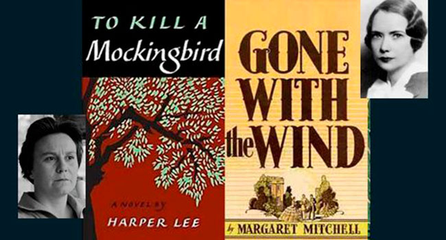 Two women defined by and celebrated for a single book each