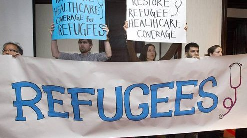 Canada's refugee health-care program still falls short