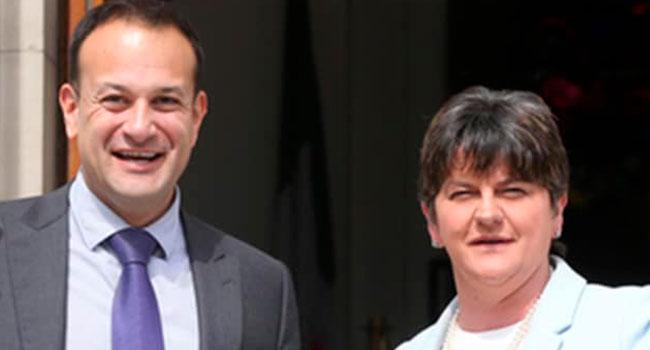 Meet Ireland's new power pair