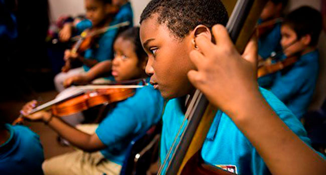Why music is an important part of education