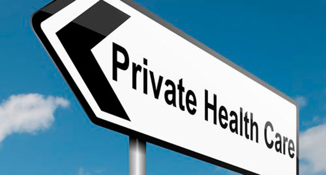 Private health care isn't the problem, it's part of the solution