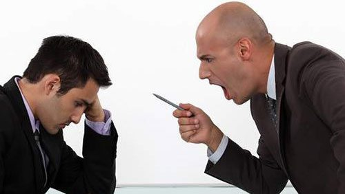 Do you work for a bully or just a tough boss?