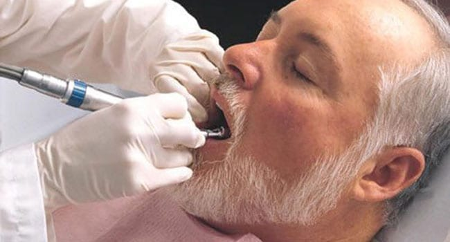 Health system's tragic neglect of seniors' oral health