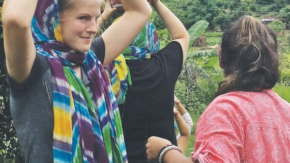 Saskatchewan youth travels to India to lend a hand