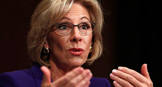 What Betsy DeVos could learn about school choice from Ontario