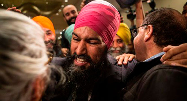 The Canadian multicultural community's growing political muscle