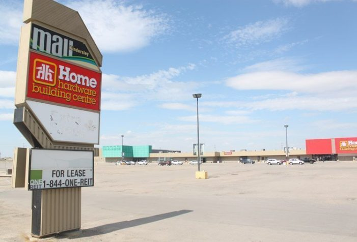 Kindersley (SK) Mall now officially under new ownership