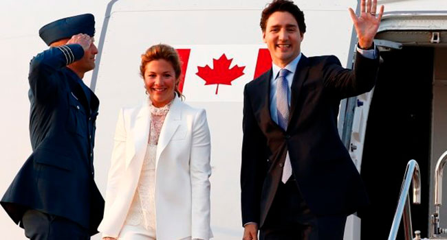 Cameras in tow, Trudeau is a polarizing figure