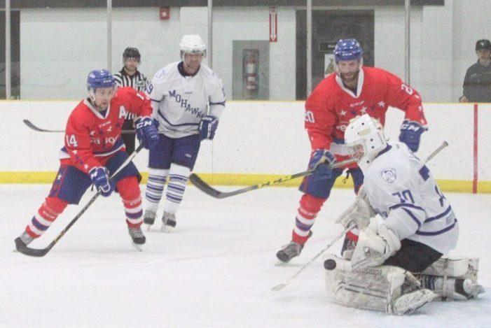 Kindersly (SK) Red Lions split weekend games
