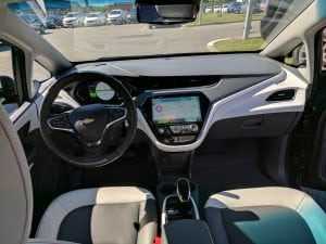 Getting a jolt out of the Chevy Bolt's practicality and versatility