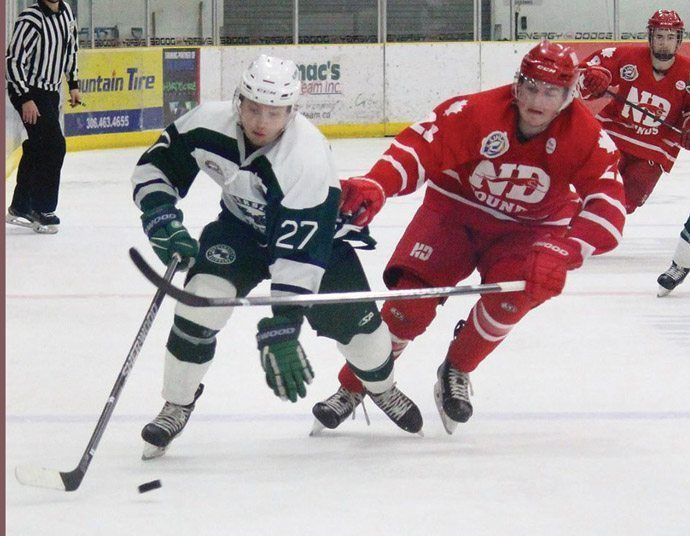 Kindersley Klippers earn two points in Macklin; make trades