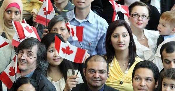 Canada's cross-cultural identity deeply rooted in western society