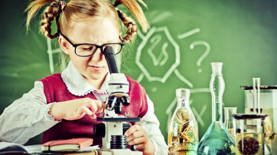 Building a passion for STEM studies among women and girls