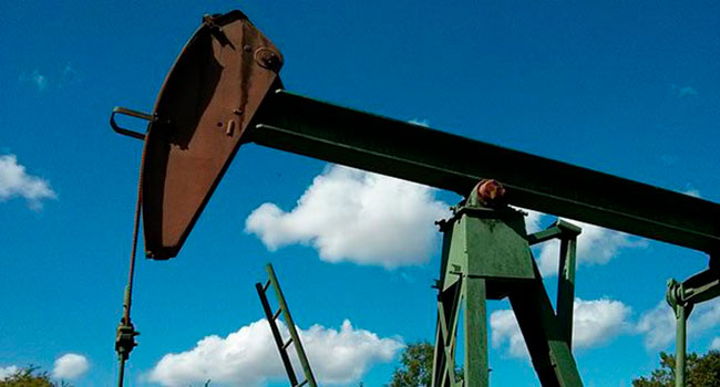 Alberta leads jump in crude oil production