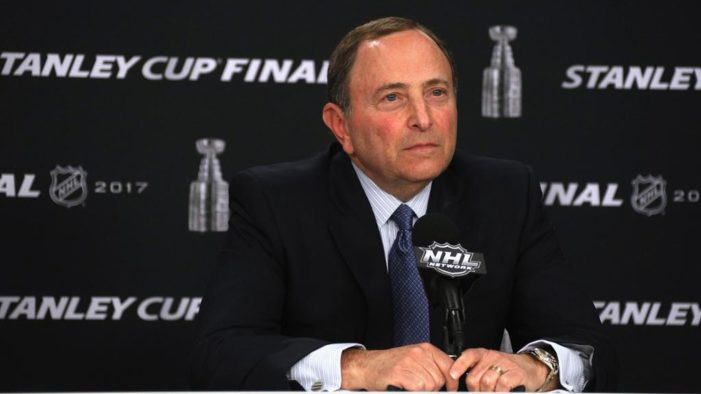Skipping Olympics a bridge too far for Bettman?