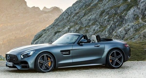 Mercedes AMG GT C is packed with performance … and goodies