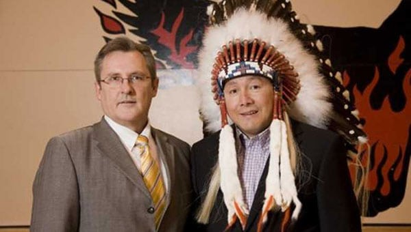 Welcome to Canada's First Nations renaissance