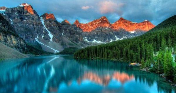 Canada an environmental leader, not a laggard