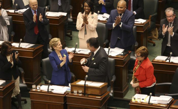 Ontario's rosy rhetoric spins an economy in decline