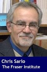 Chris Sarlo on poverty, inequality