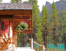 Lake O'Hara Lodge: a timeless Rocky Mountain beauty