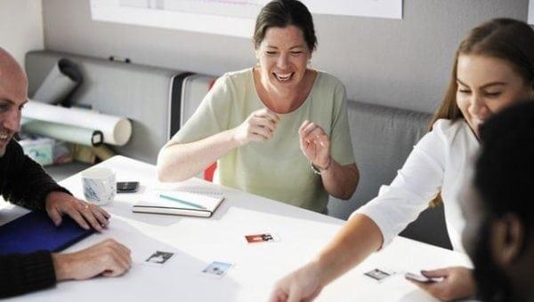 Rock, paper scissors: creating a successful workplace culture