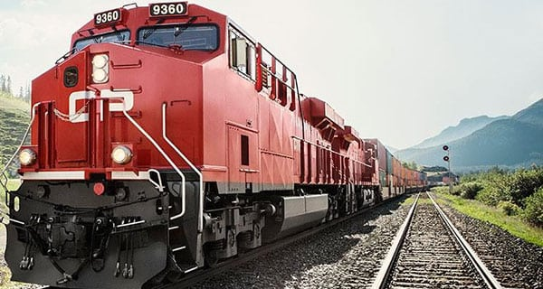 Revenues rise but net income dips for Canadian Pacific Railway