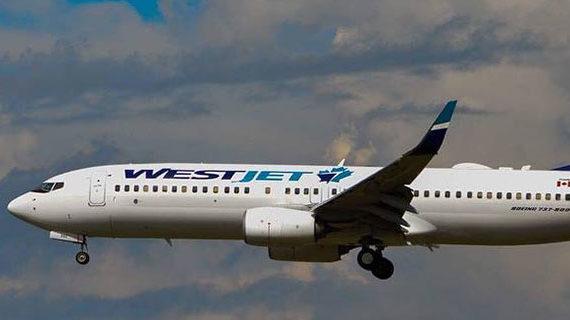 WestJet's net earnings up 33% in first quarter