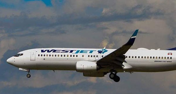 WestJet net earnings plunge more than 66% from a year ago